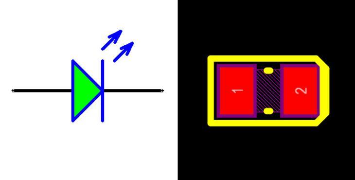 LED Green 0805