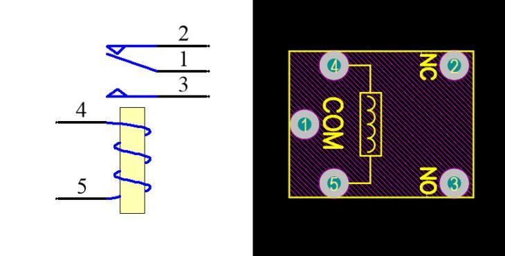 Relay-SPDT_155X122X136