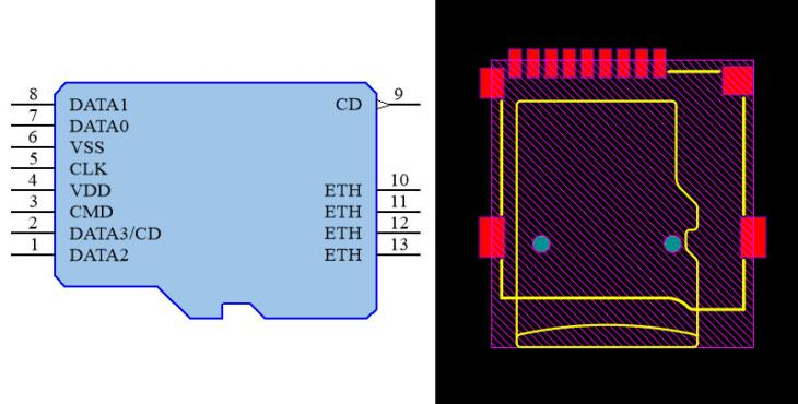 MicroSD MEM2075