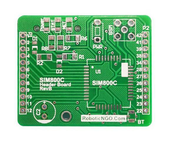 SIM800C-Board